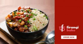 Firangibake Get 15% Off on your Order.