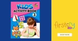 Firstcry Amazing Offer : Activity Books for Kids Upto 25% OFF