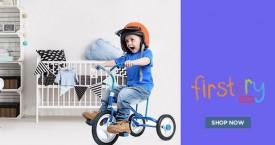 Firstcry Flat 30% Off on Baby Gear & Nursery Range