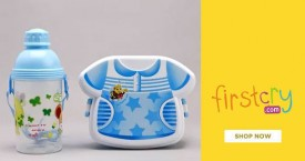 Firstcry Best Deal : Lunch Boxes & Lunch Bags for Kids Upto 55% OFF