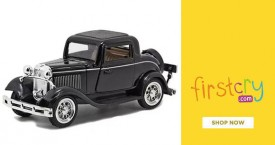 Firstcry Firstcry Offer : Toy Cars, Trains & Vehicles for Kids Upto 45% OFF