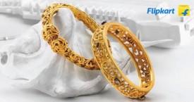Flipkart Best Offer : Upto 80% OFF on 1 Gram Jewellery