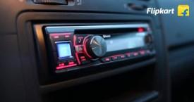 Flipkart Best Deal : Min. 50% OFF on Car Media Players