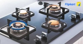 Flipkart Special Offer : Get Upto 60% Off on Gas Stove & Accessories