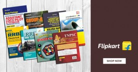 Flipkart Upto 65% OFF on Government Services Books