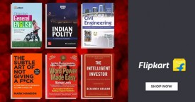 Flipkart Flipkart Books Offer: Min 10% OFF on Educational & Professional Books
