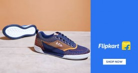 Flipkart Men's Footwear - Upto 50% OFF