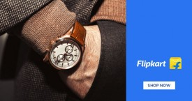 Flipkart Men's Smart Watches: Upto 60% - 70% OFF