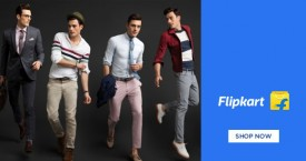 Flipkart Men's Top Wear - 50% to 60% OFF