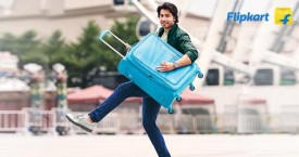 Flipkart Great Deal : Upto 75% OFF on Skybags Suitcases