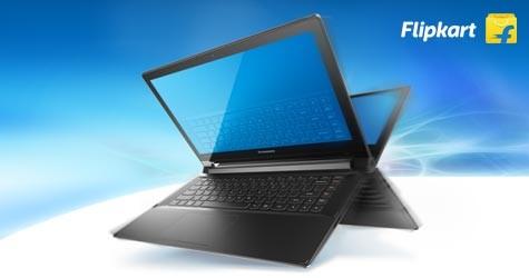 Flipkart Great Deal : Best Selling Laptops Upto 40% Off