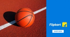 Flipkart Special Offer : Min. 40% Off on Basketballs