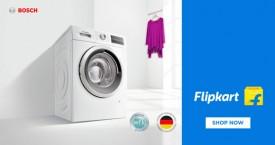 Flipkart Mega Deal : Bosch Washing Machines Upto 30% Off