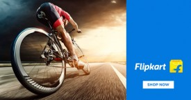 Flipkart Mega Offer : Cycling and Accessories Upto 60% Off