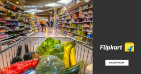 Flipkart Upto 50% Off on Grocery and Home & Kitchen Essentials. Shop Now.