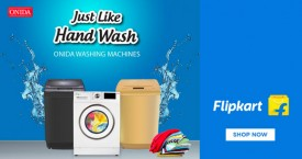 Flipkart Exclusive Deal : Onida Washing Machines Starting at Rs. 5299