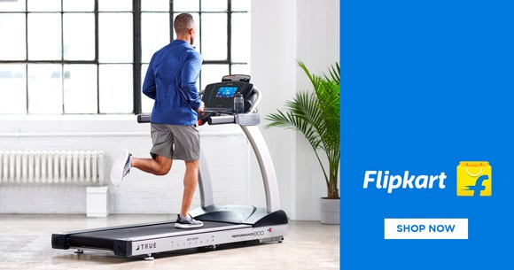 Hot Deal : Treadmills Starting From Rs. 8498