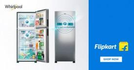 Flipkart Mega Offer : Whirlpool Refrigerators Upto 30% Off