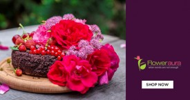 Floweraura Flat 10% Off on All Orders Above Rs. 599/-