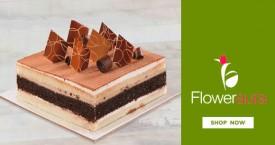 Floweraura Best Price : Coffee Cakes Starting From Rs. 649
