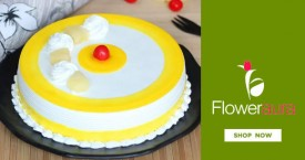 Floweraura Best Price : Pineapple Cakes Starting From Rs. 499