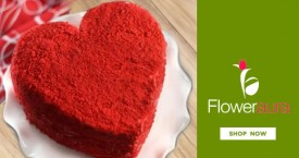 Floweraura Hot Deal : Velvet Cakes Starting From Rs. 749