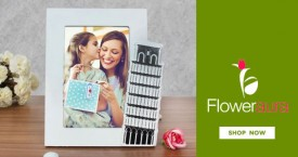Floweraura Hot Deal : Photo Frames Starting From Rs. 349
