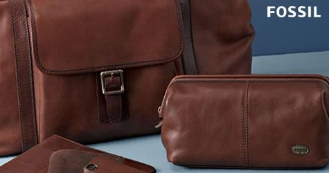 Fossil Great Offer : Mens Travel Bags Starting at Rs. 2198