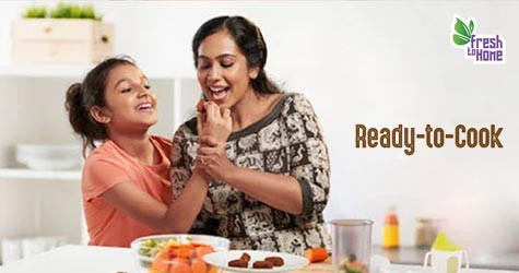 Freshtohome Special Offer : Ready to Cook Starting From Rs. 125