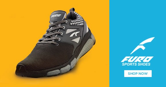 Limited Period Offer : Get Upto 60% OFF on Men's Sports Shoes