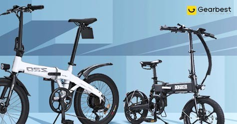 Gearbest Best Deal : Electric Bicycle Upto 50% Off