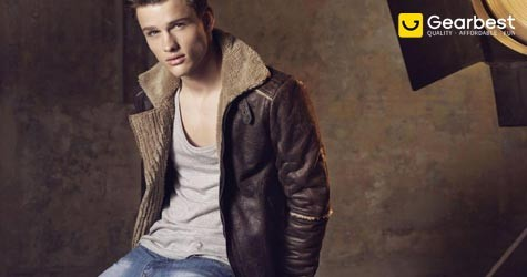 Gearbest Hot Deal : Get Upto 65% OFF on Men's Fashion