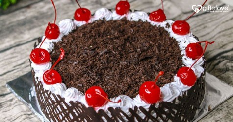 Giftalove Best Deal : Black Forest Cakes Starting From Rs. 549