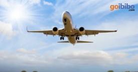 Goibibo Flat Rs. 555 OFF Per Passenger on Domestic Flights