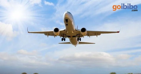 Goibibo Flat 12% Instant Discount Upto Rs. 1250 Off on Domestic Flights