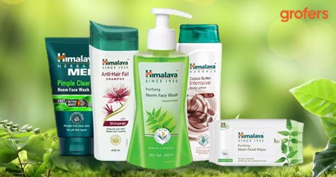 Grofers Special Deal : Upto 40% Off on Personal Care