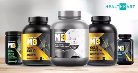 Healthkart Special Offer : Get Upto 30% OFF on MuscleBlaze Magical Mango Beginner's Protein