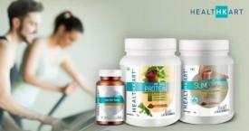 Healthkart Hot Deal : Herbal Supplements Upto 40% OFF