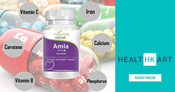 Amazing Deal : Amla Products Upto 25% OFF At Healthkart