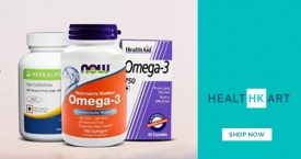 Healthkart Extra 20% Off on Omega