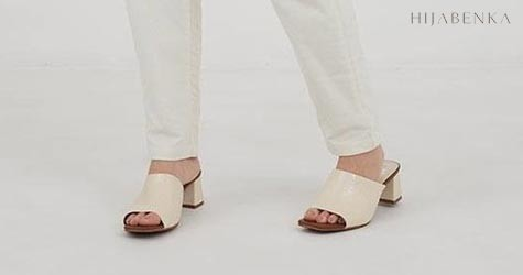 Hijabenka Best Offer : Upto 35% Off on Footwear