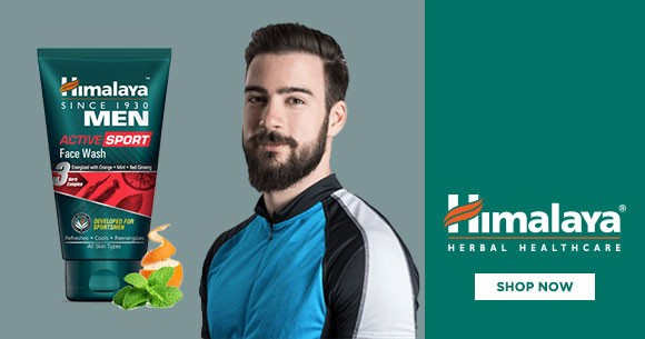 Best Price : Himalaya Men's Care Starts From Rs. 75