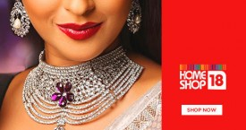 Homeshop18 Best Deal : Upto 70% OFF on Partywear Necklace