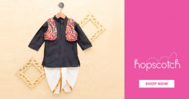Hopscotch Latest Ethnic Wear (Boys & Girls) : Upto 65% OFF