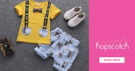Hopscotch Best Deal : Casual Wear Upto 30% OFF