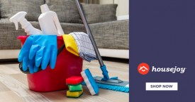 Housejoy Flat Rs. 200 Cashback on Home Cleaning