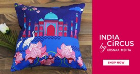 Indiacircus India Circus Offer : Get Upto 50% OFF on Cushion Covers
