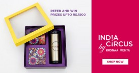Indiacircus Referral Offer : Refer And Win Prizes Upto Rs.1500