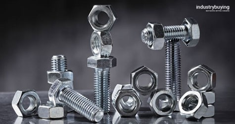 Industrybuying Special Deal : Upto 50% Off on Fasteners