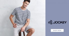 Jockeyindia Hot Deal : Men's Caual Tees Starting From Rs. 599